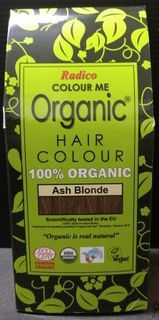 Radico Organic Henna Colour Ash Blonde