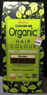 Radico Organic Henna Colour Brown