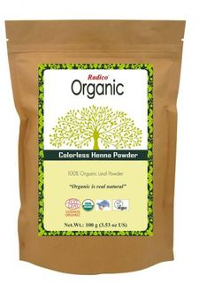 Radico Organic Colourless Henna