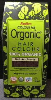 Radico Organic Henna Colour Dark Ash Blonde