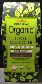 Radico Organic Henna Colour Light Brown