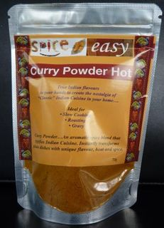Curry Powder Hot 70g Spice Blend