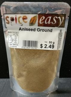 Aniseed Ground 50g