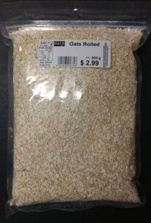 Oats Rolled Quick Cook 500g