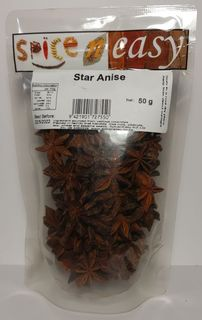 Star anise whole 50 g