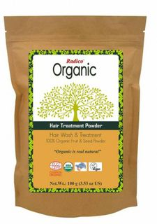 Radico Organic Hair Treatment powder