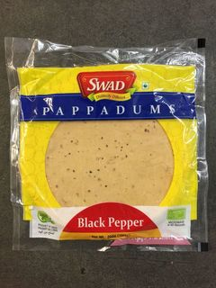 Swad Black Pepper Pappadum