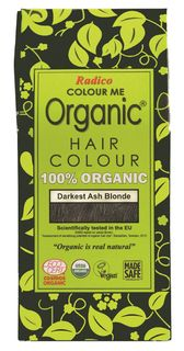 Radico Organic Darkest Ash Blonde