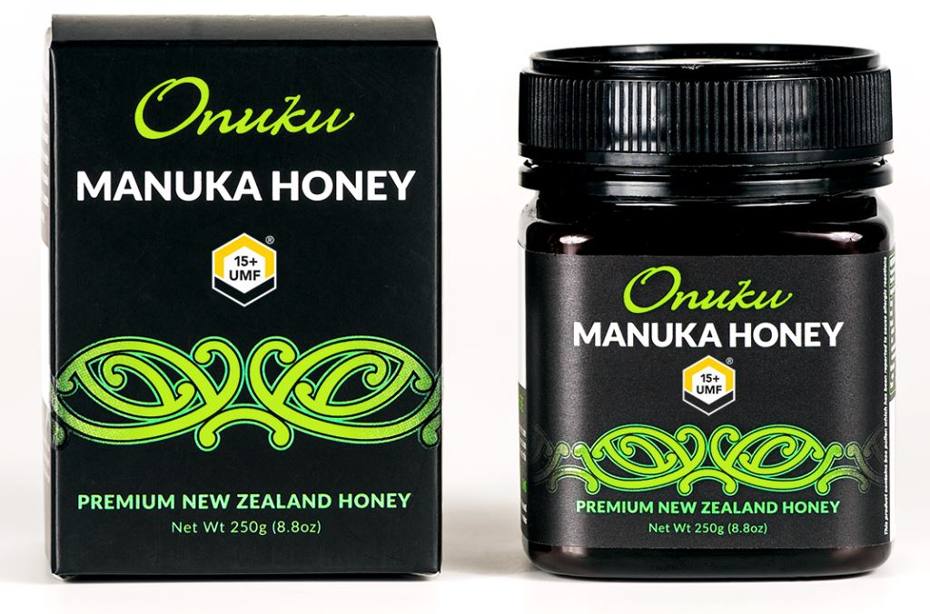 Onuku UMF 15+ Manuka Honey 250g