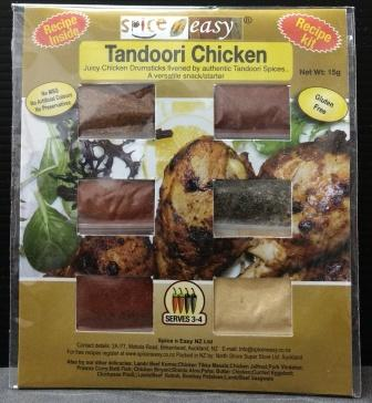 SNE R/KIT Tandoori Chicken