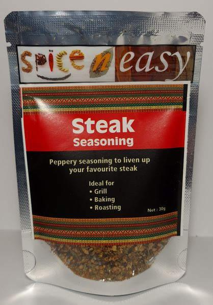 Steak Seasoning 30g