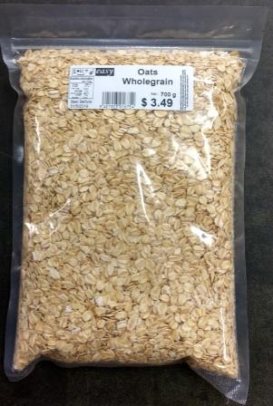 Oats Wholegrain 700g