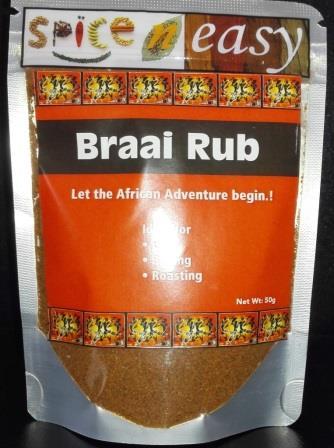 Braai Rub