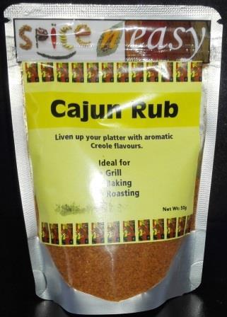 Cajun Rub