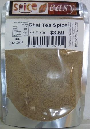 ChaiTea Spice