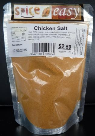 Chicken Salt