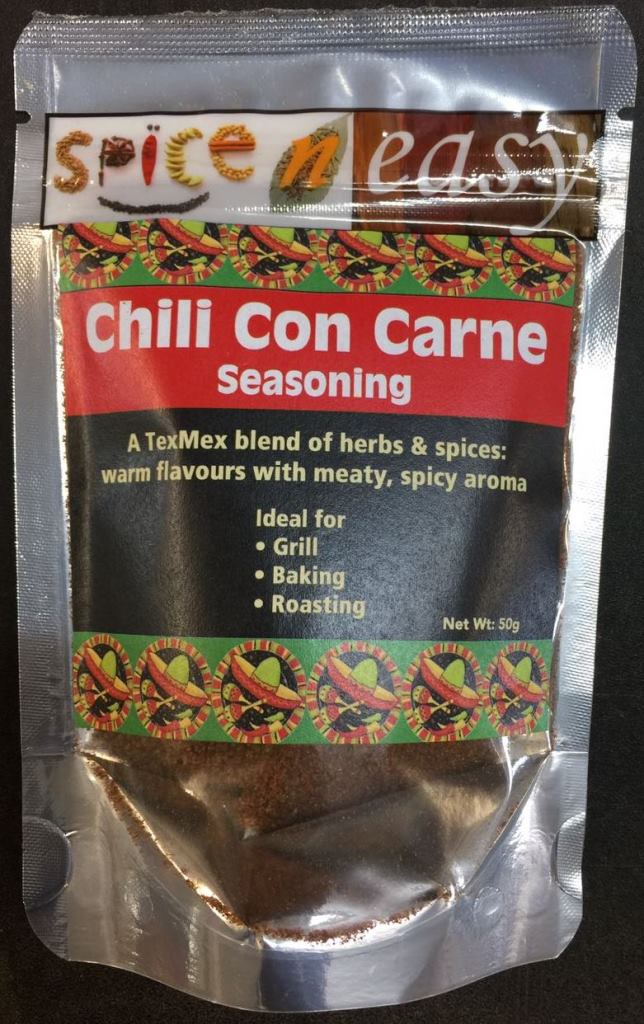 Seasonings Chilli Con Carne