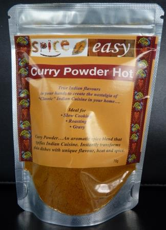 Curry Powder Masala Hot