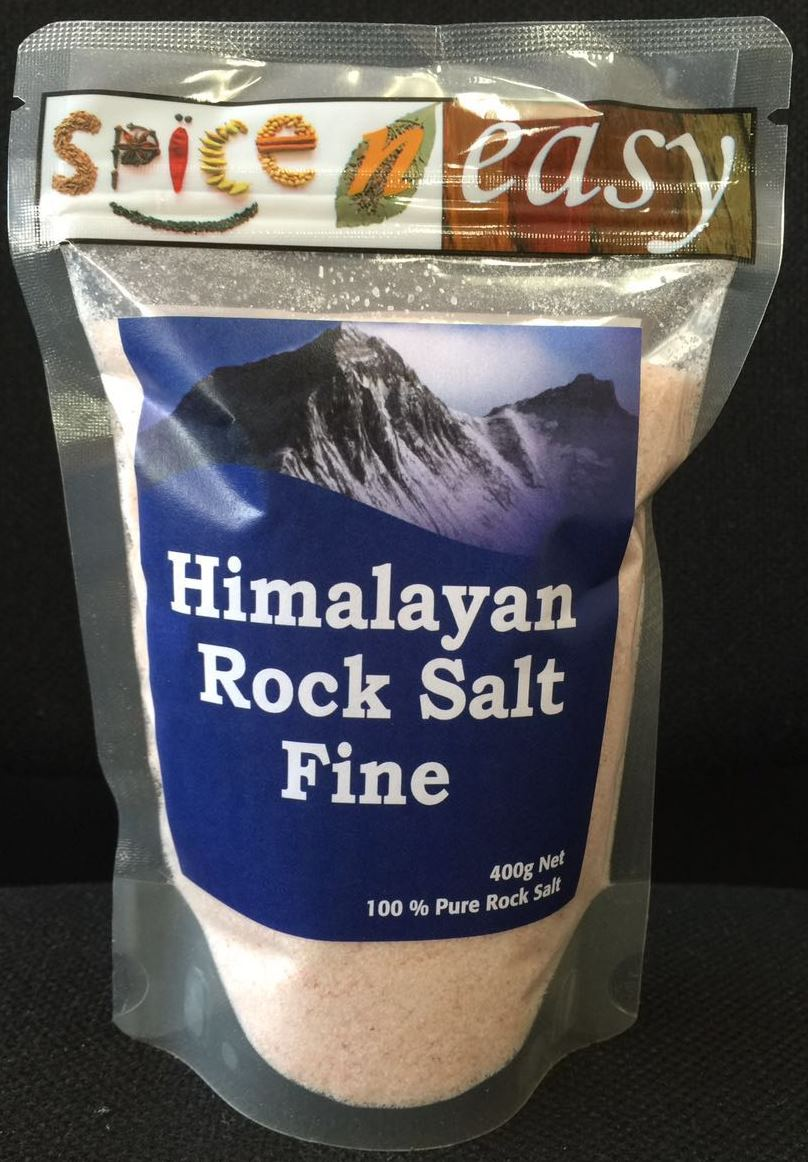 Himalayan Rock Salt Fine