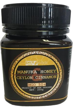 Manuka MGO Ceylon Cinnamon