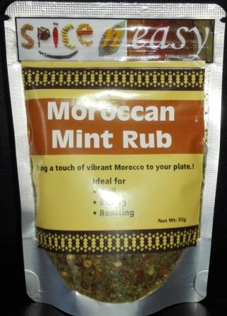 Moroccan Mint Rub