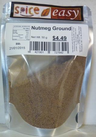 Nutmeg Ground