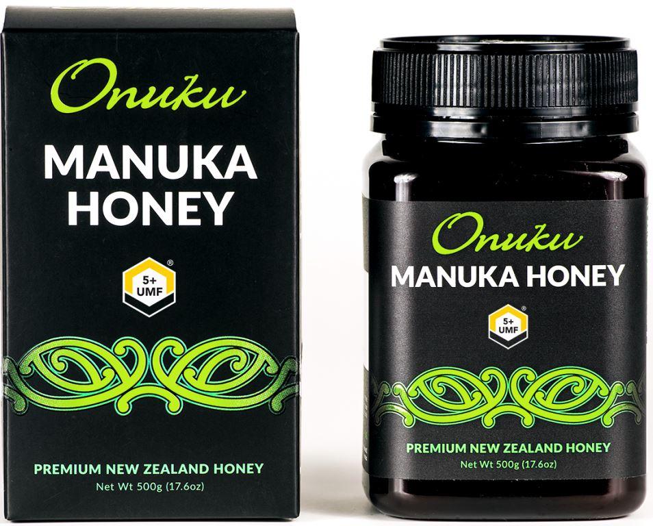 Onuku Manuka Honey UMF 5+ 500g