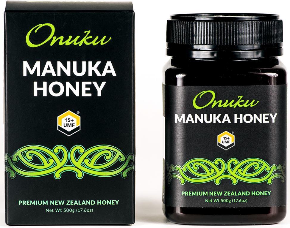 Onuku Manuka Honey UMF 15+ 500g