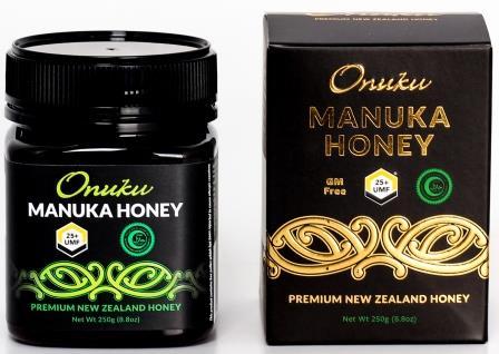 UMF 25+ Onuku Manuka Honey