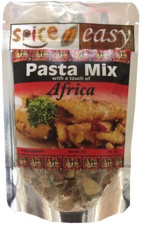 Pasta Mix Africa