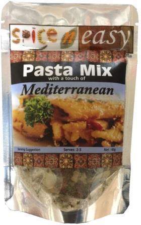 Pasta Mix Mediterranean