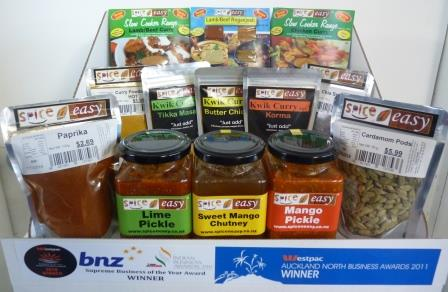 Curry Recipe Kits; Spices & Pickles_Chutney  range