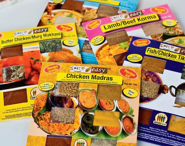 Umf Onuku Manuka Honey And Curry Recipe Kits To Create Gourmet Indian Cuisine