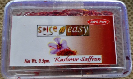 Saffron Kashmir Mogra