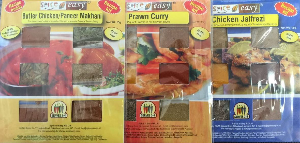Indian Spring Feast Multi Pack