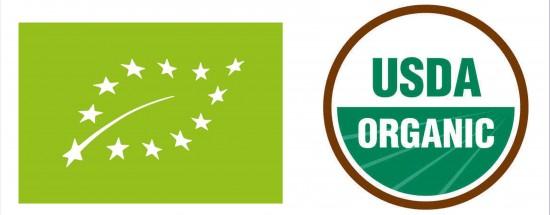 USDA EU Certified Organic