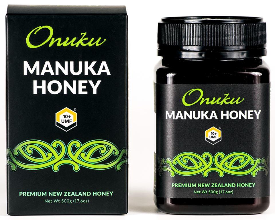 Onuku Manuka Honey UMF 10+ 500g