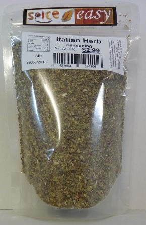 Italian Herb Seasoning 80g